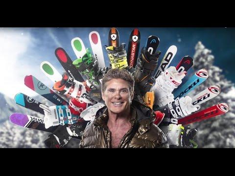 ALPINRESORTS.com | Offizieller Werbespot mit David Hasselhoff #summersucks | deutsche Version