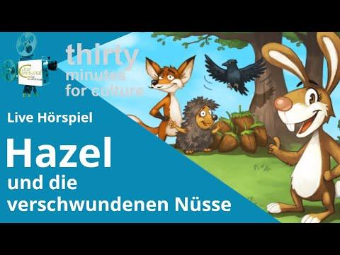 Live Hörspiel - Hazel und die verschwundenen Nüsse