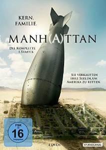 DVD Cover Manhattan