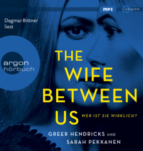 Hörbuchcover The Wife between us