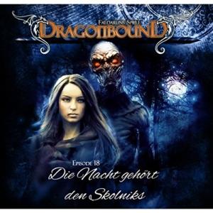 Hörspielcover Dragonbound