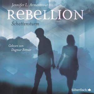 Hörbuchcover Rebellion