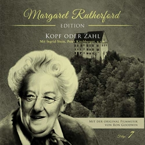Hörspielcover Margaret Rutherford 7