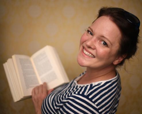 Dagmar Bittner Hörbuchsprecherin liest