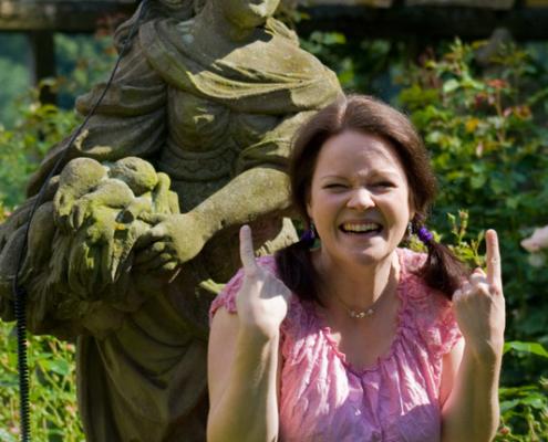 Sprecherin Dagmar Bittner aus Nürnberg