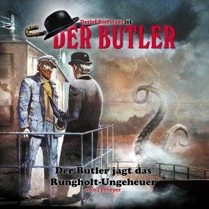 Hörspielcover der Butler