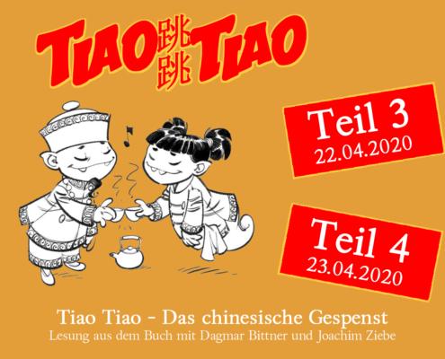 Lesung Tiao Tiao