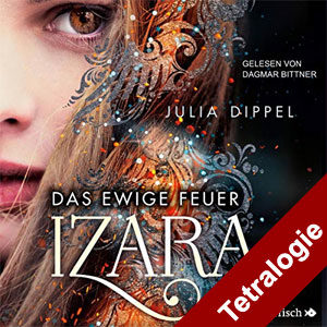 Hörbuchcover Izara
