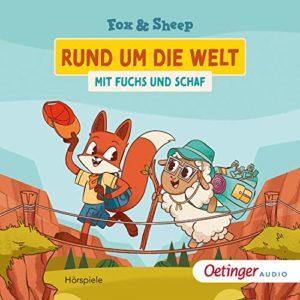 Fuchs und Schaf
