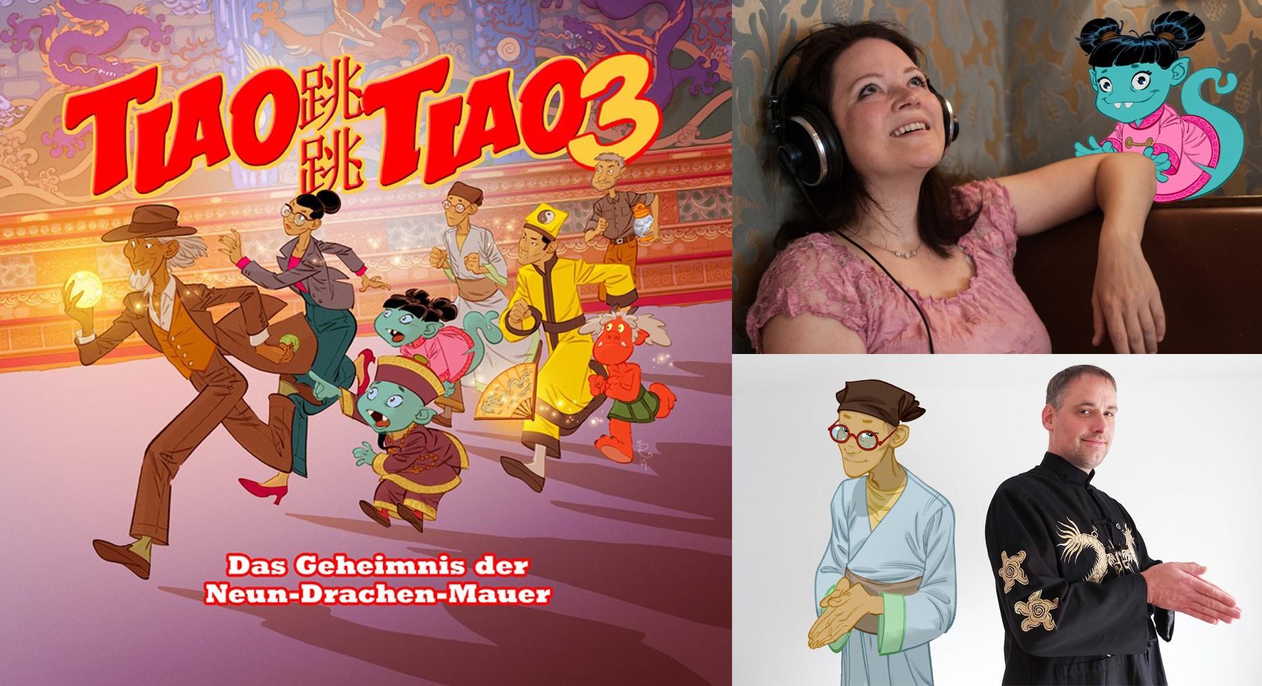 Veranstaltung Tiao Tiao 3